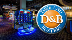 Dave and Busters Alderwood Mall