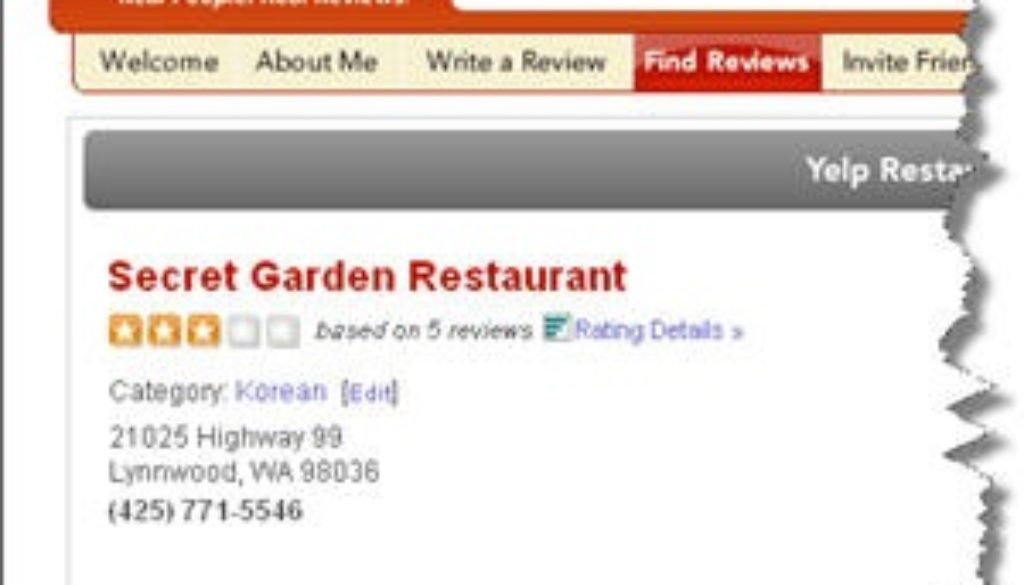 Secret Garden Korean BBQ