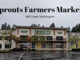 Sprouts Farmers Market Opening in Mill Creek, WA
